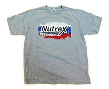 Nutrex T-Shirt Heather XL - Russia (футболка)